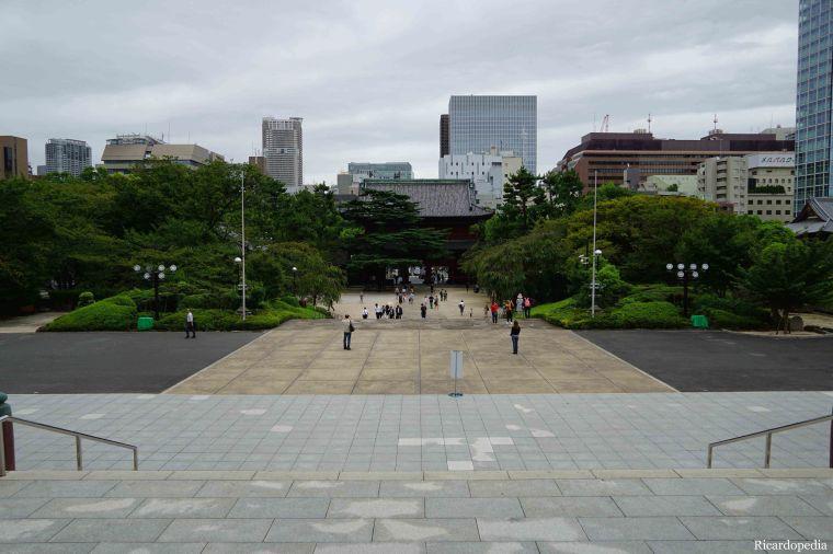 Japan Tokyo Zojoji Temple