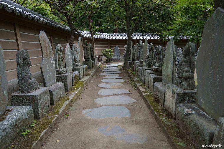 Japan Kamakura Engakuji Temple