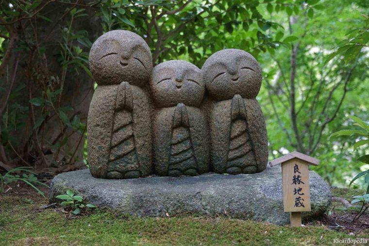Japan Kamakura Hasedera Temple
