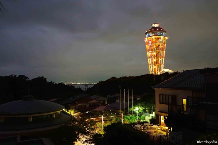 Japan Enoshima Sea Candle