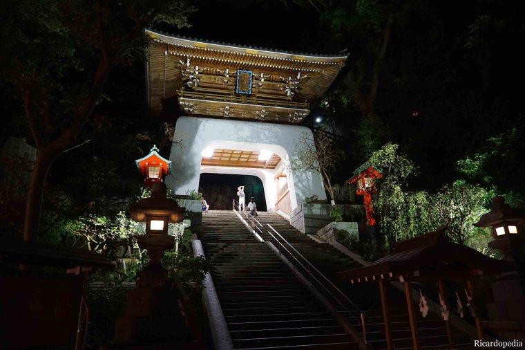 Japan Enoshima Shrine