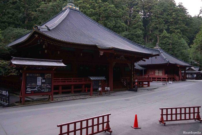 Japan Nikko Taiyuin
