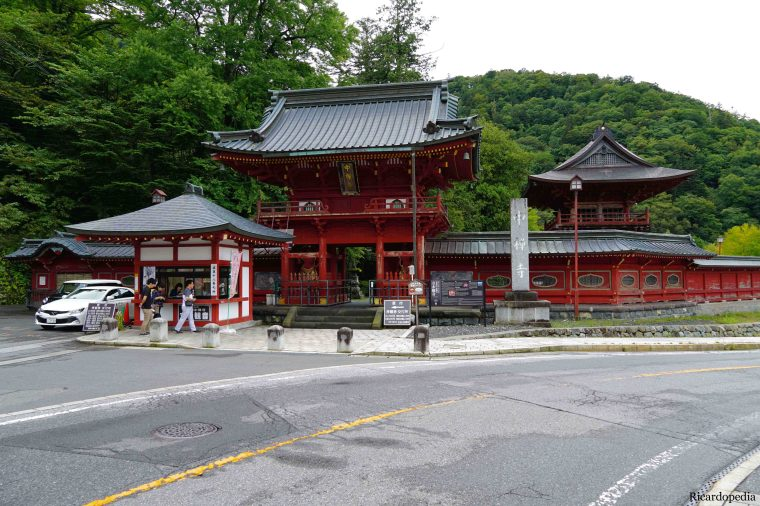 Japan Nikko Chuzenji Temple