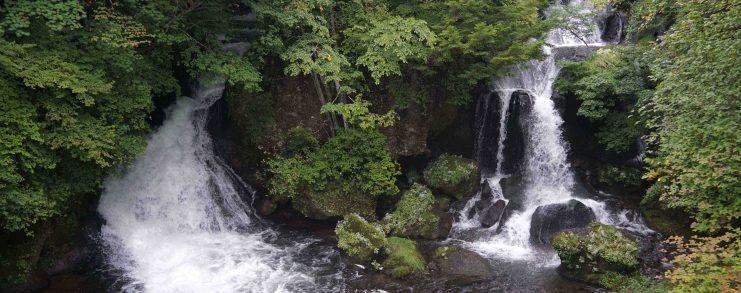 Japan Nikko Lake Chuzenji Ryuzu Waterfall