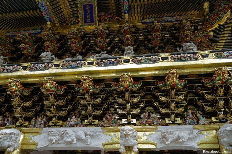 Japan Nikko Toshogu Shrine