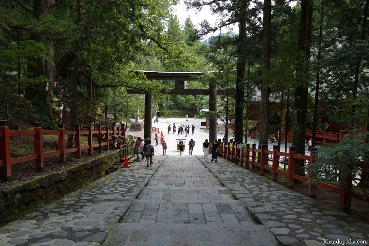Japan Nikko Futarasan Shrine