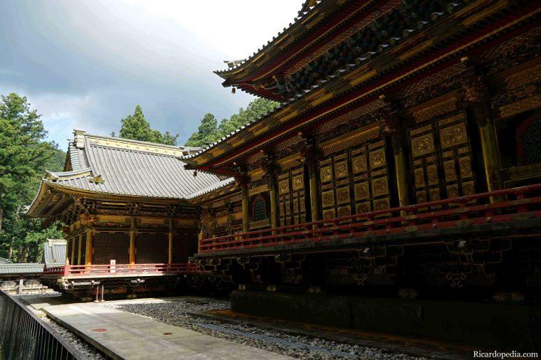 Japan Nikko Taiyuin Iemitsu Mausoleum