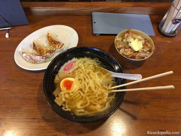 Japan Nikko Ramen Bonten