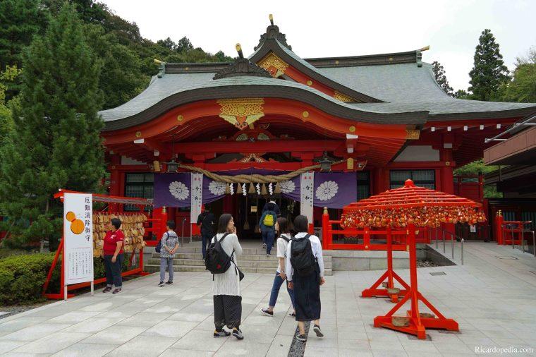 Japan Sendai Aoba Castle