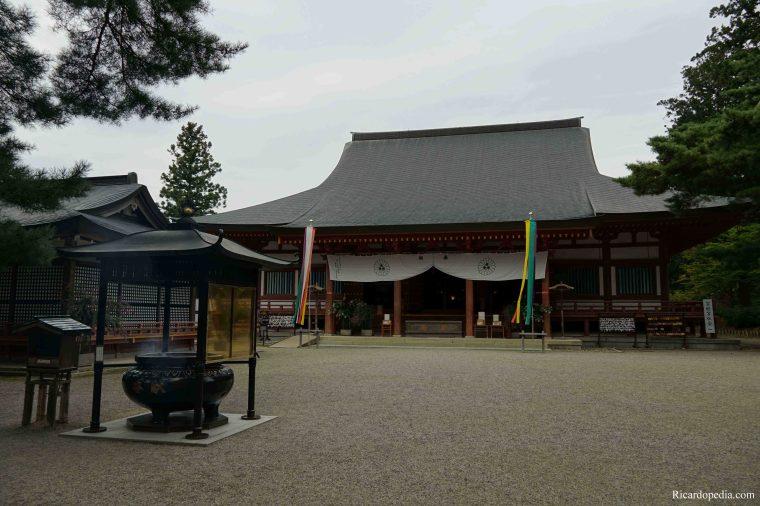 Japan Hiraizumi Motsuji Temple