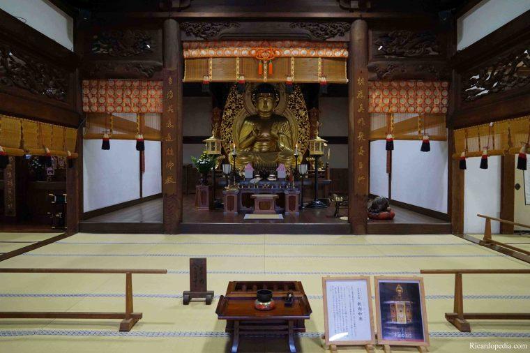 Japan Hiraizumi Chusonji Temple
