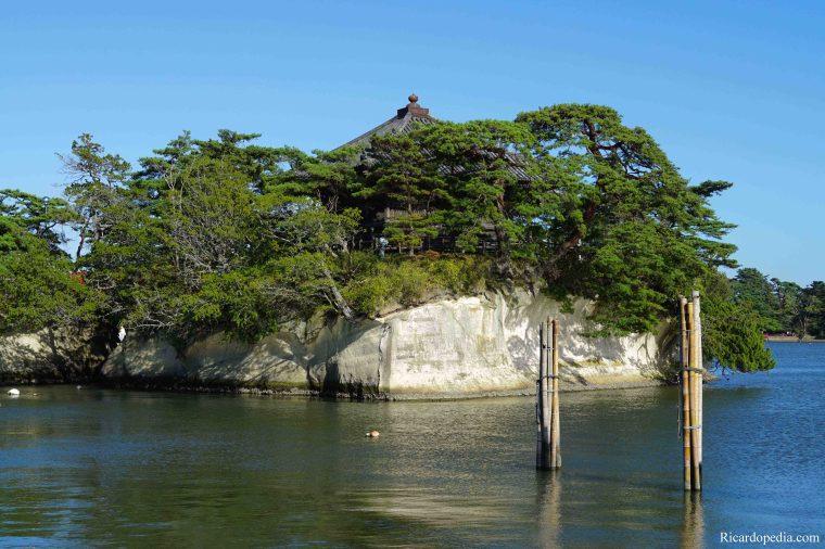 Japan Matsushima Godaido Hall