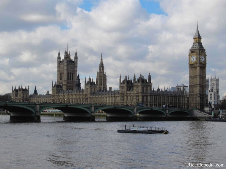 London England 2012
