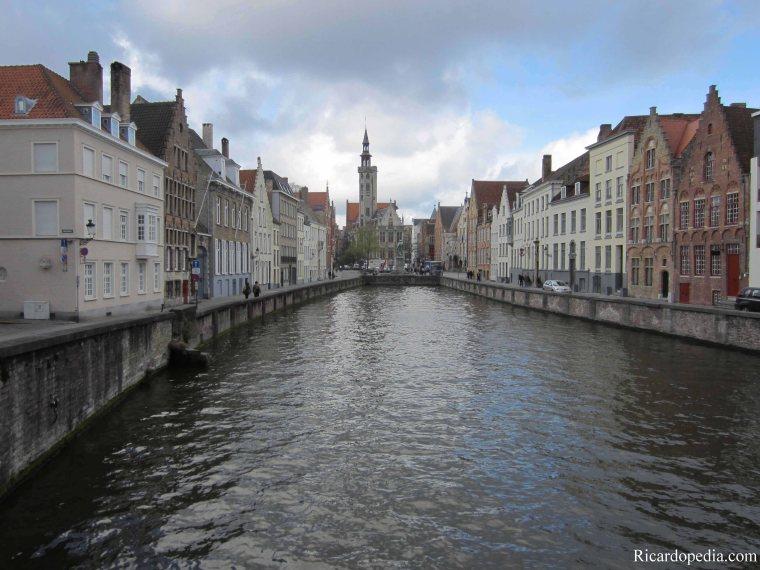 Bruges Belgium 2012