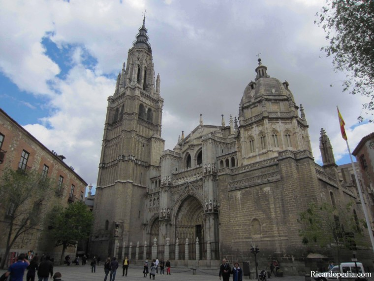 Toledo Spain 2012