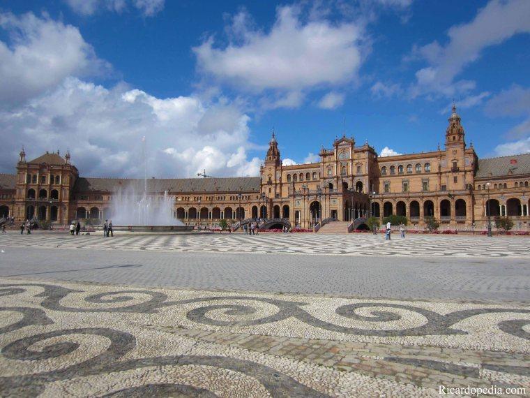 Seville Spain 2012