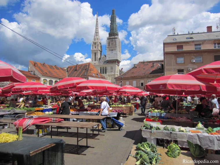 Zagreb Croatia 2012