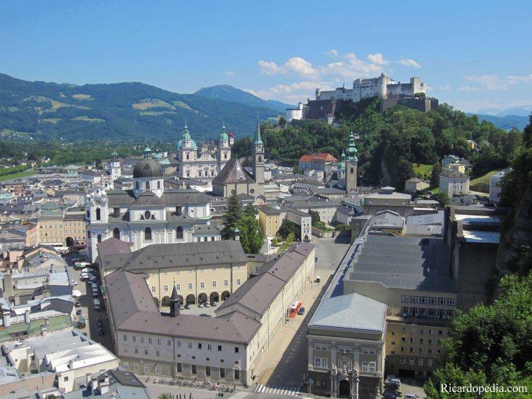 Salzburg Austria 2012