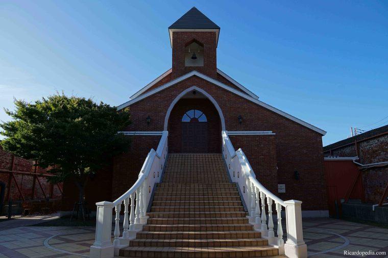 Japan Hakodate Church