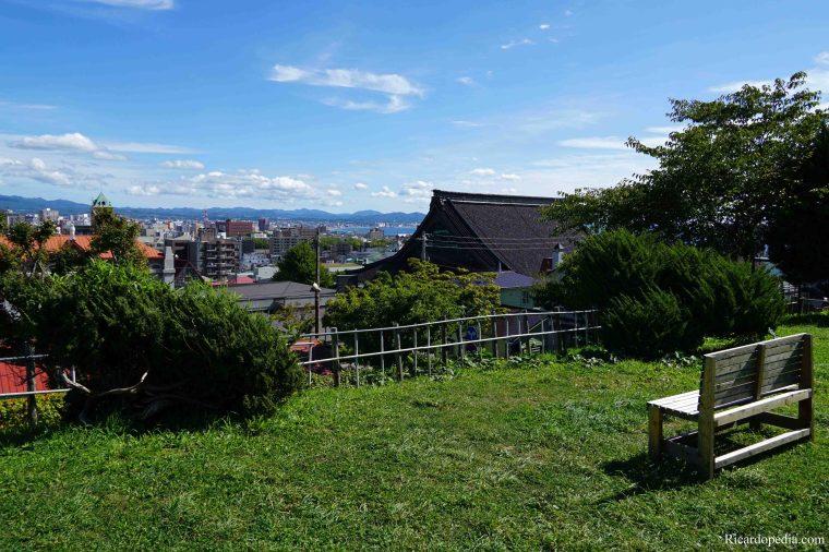 Japan Hakodate Motomachi
