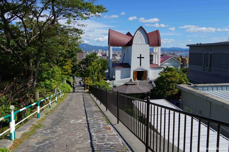 Japan Hakodate Motomachi Anglican Church