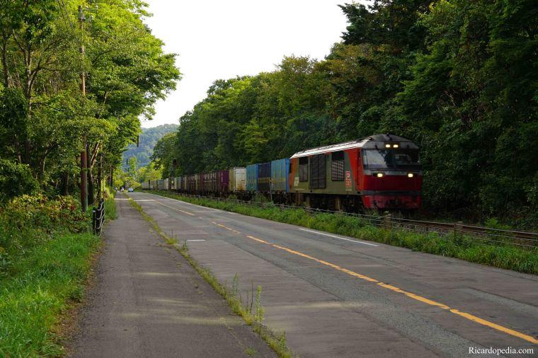 Japan Hokkaido Onuma Park