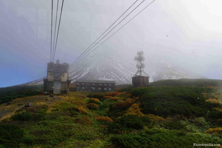 Japan Hokkaido Asahidake Ropeway