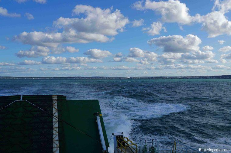 Japan Hokkaido Rebun Island Ferry