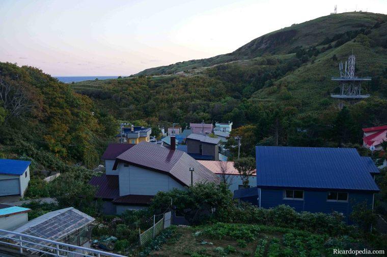 Japan Hokkaido Rebun Island Pension U-NI-