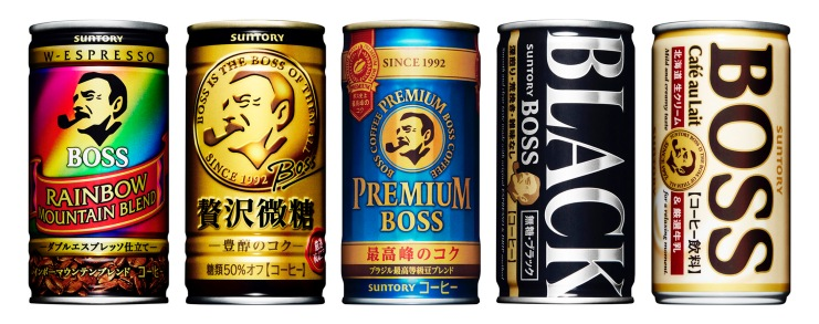 Japan Boss Coffee