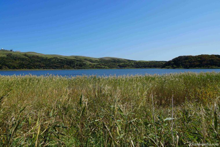 Japan Hokkaido Rebun Island Lake Kushu