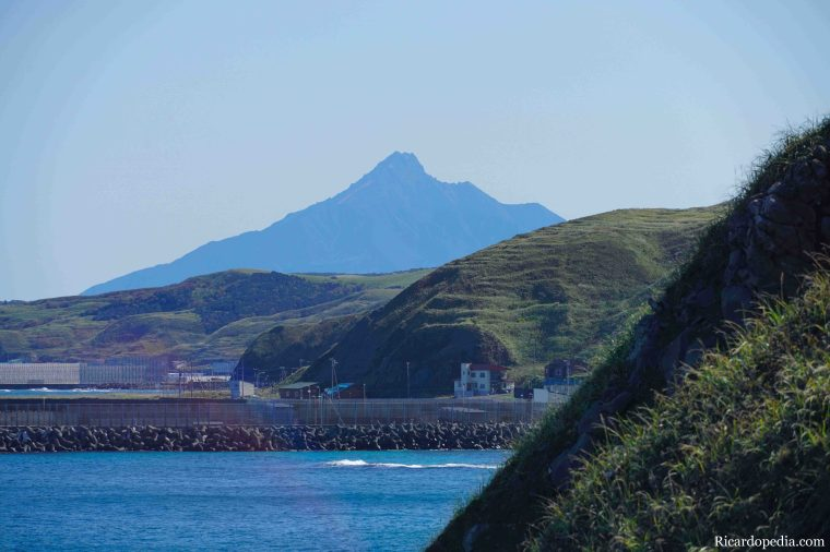 Japan Hokkaido Rebun Cape Sukoton Rishiri