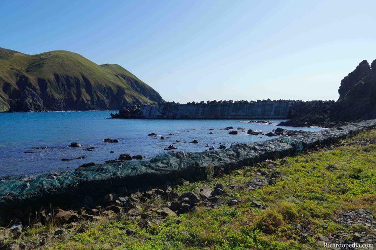 Japan Hokkaido Rebun Cape Sukai