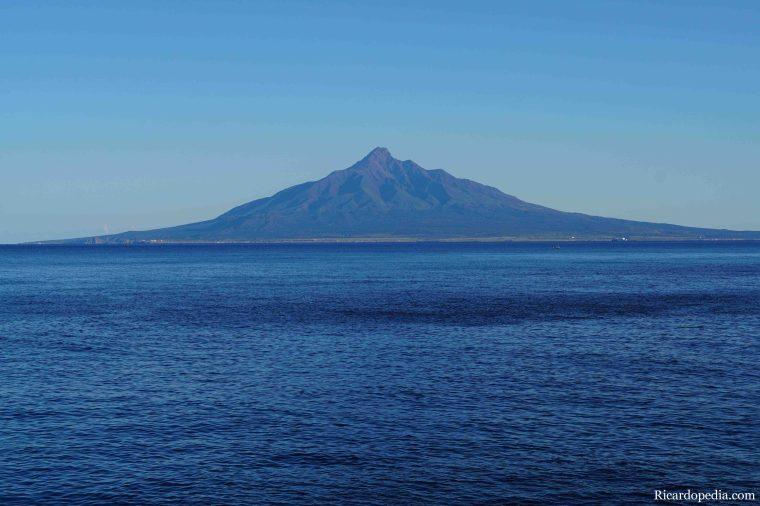 Japan Hokkaido Rishiri Island