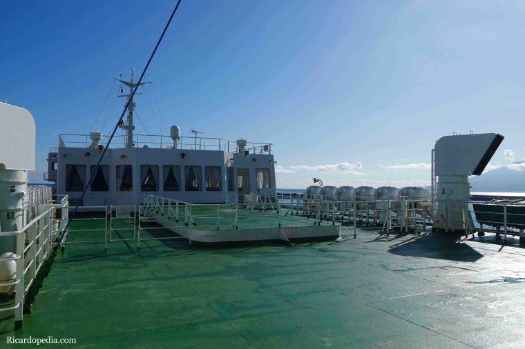 Japan Hokkaido Rebun Island