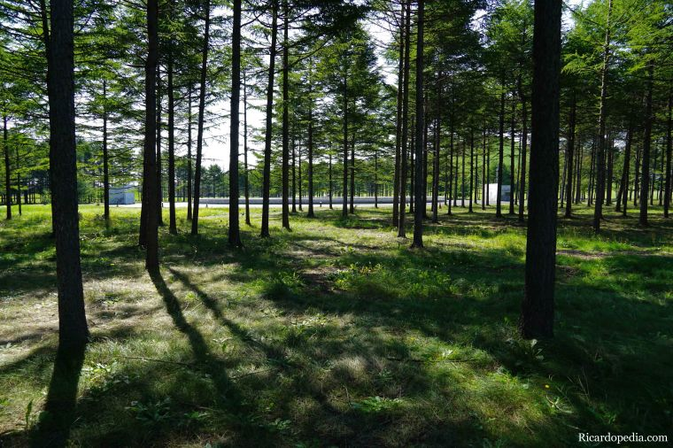 Japan Hokkaido Sapporo Moerenuma Park