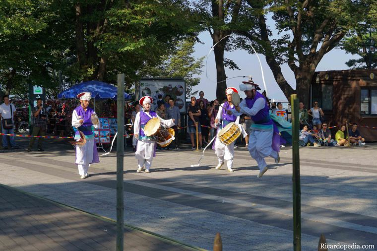Korea Seoul Musical Performance