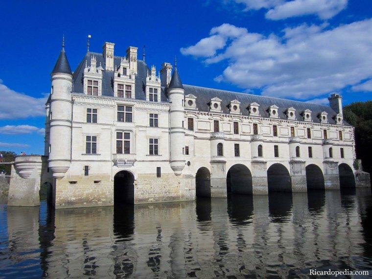 Europe 2015 Chateau de Chenonceau