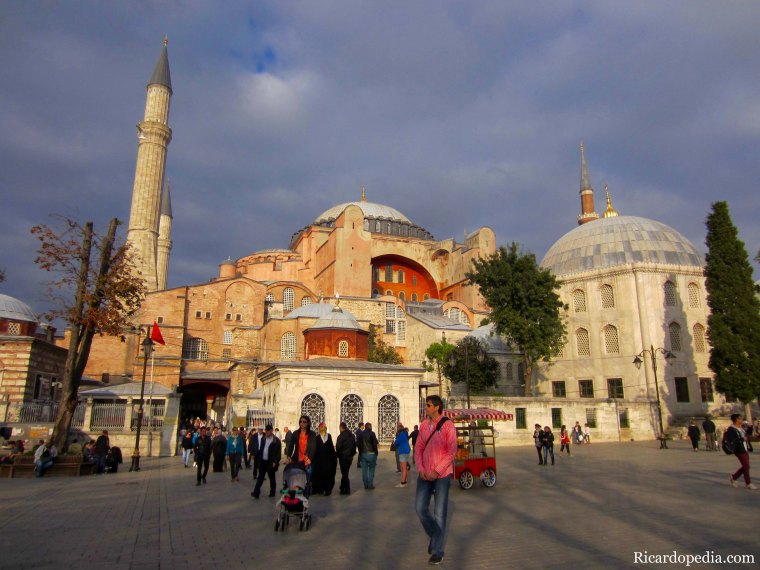 Europe 2015 Istanbul
