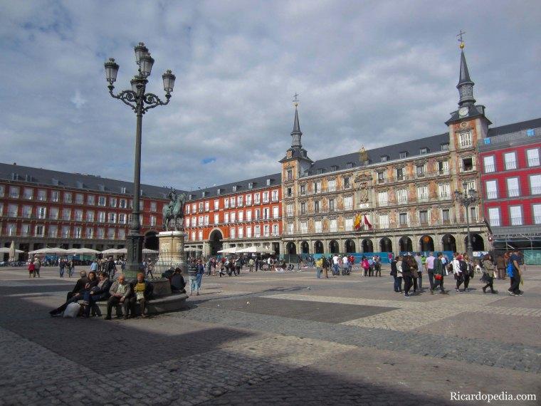 Europe 2015 Madrid