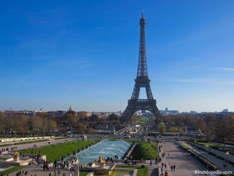 Europe 2015 Paris