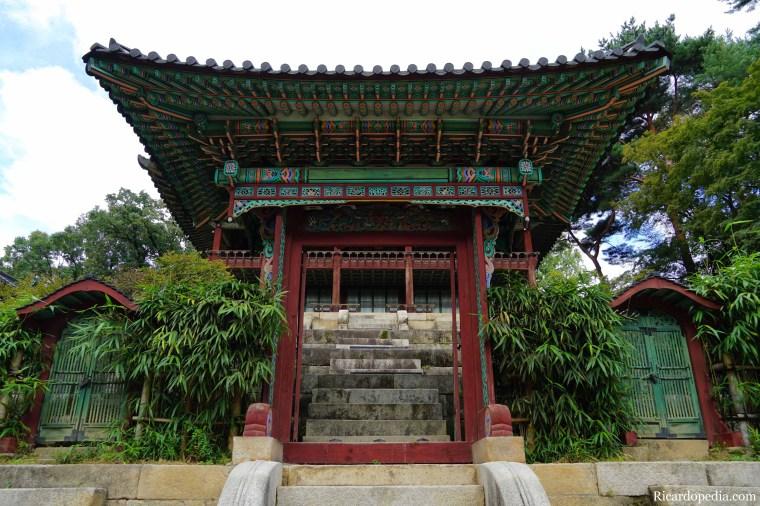Seoul Korea Changdeokgung Palace