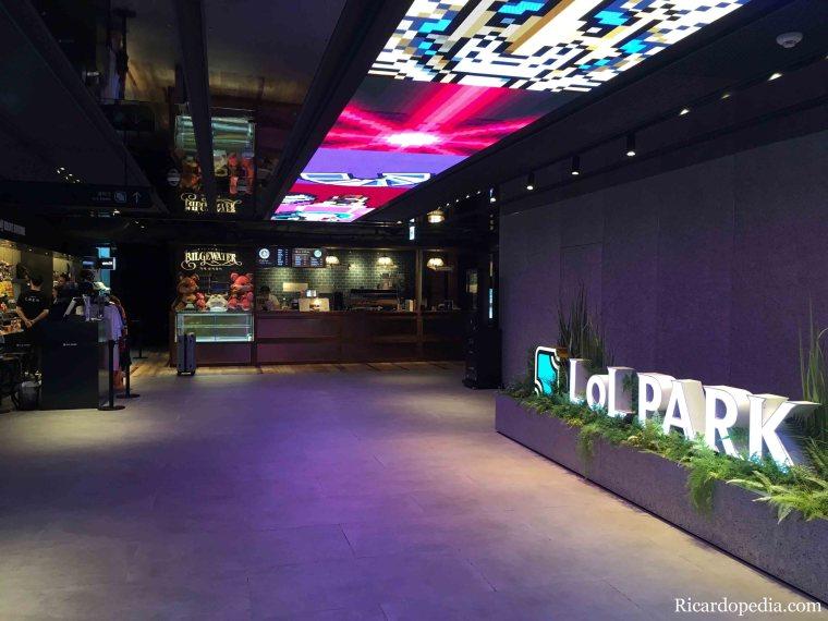 Seoul Korea LoL Park
