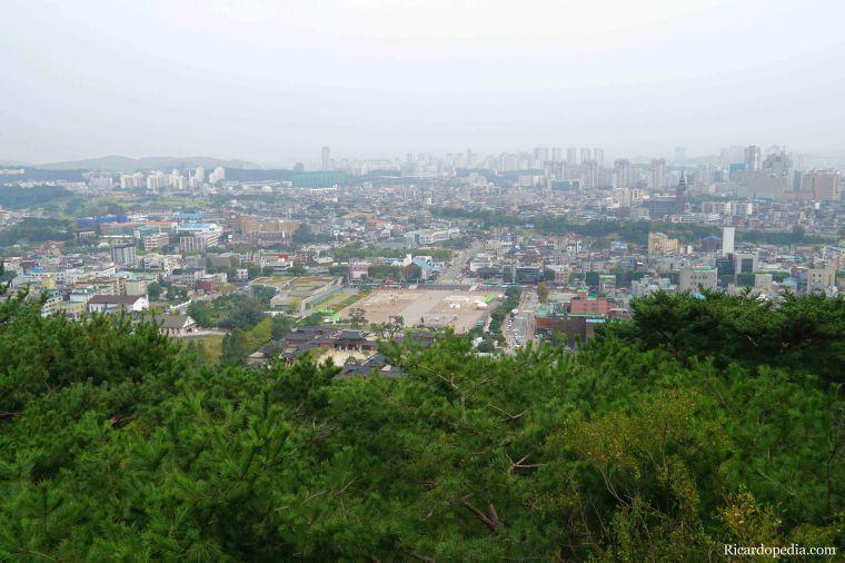 Suwon Korea Hwaseong Fortress