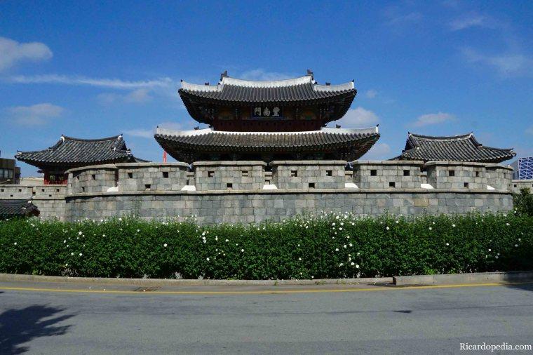 Jeonju Korea Pungnammun Gate