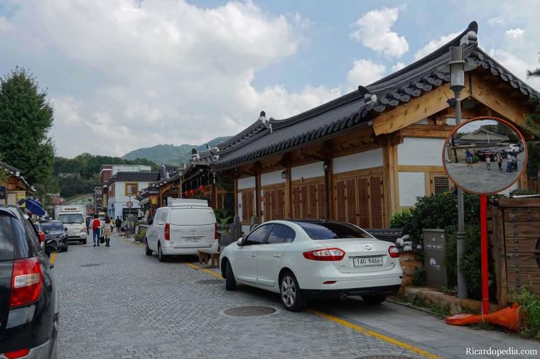 Jeonju Korea Hanok Village