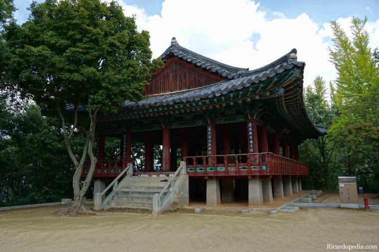 Korea Jeonju Omokdae