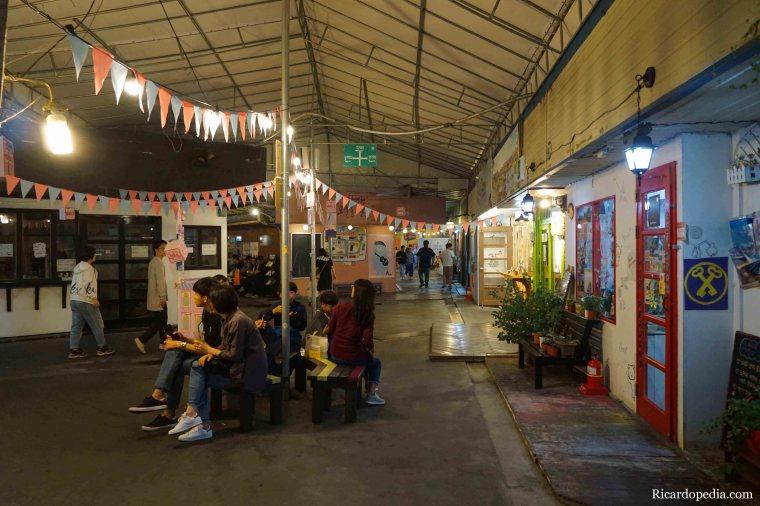 Korea Jeonju Nambu Market