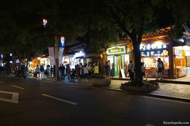 Korea Jeonju Hanok Village