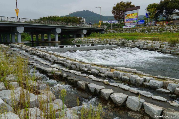 Jeonju Korea Walk